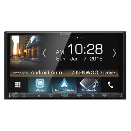 Kenwood DMX7705S Digital Media Receiver with Bluetooth (Certified