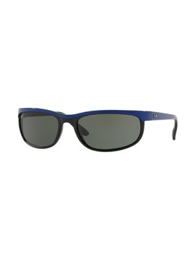 Sunglasses Ray-Ban RB 2027 6301 TOP BLUE ON BLACK