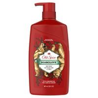Old Spice Wild Bearglove Scent Body Wash for Men, 30 fl oz