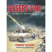 Desert Fire - eBook