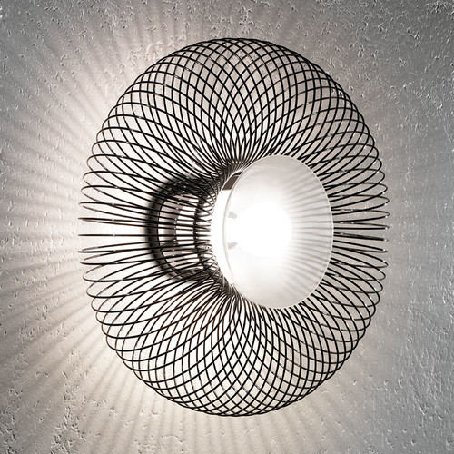Morosini Spring 1 Light Wall Light