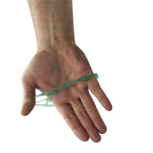 Fabrication Enterprises 10-0064-10 Cando Hand Web, Blue - 10 Each