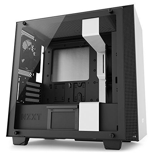 NZXT Case H400i MNT NO PS WHIT BK