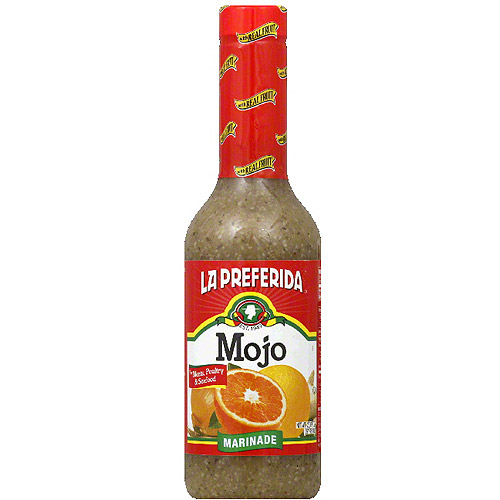 La Preferida Mojo Marinade, 20 fl oz, (Pack of 12)