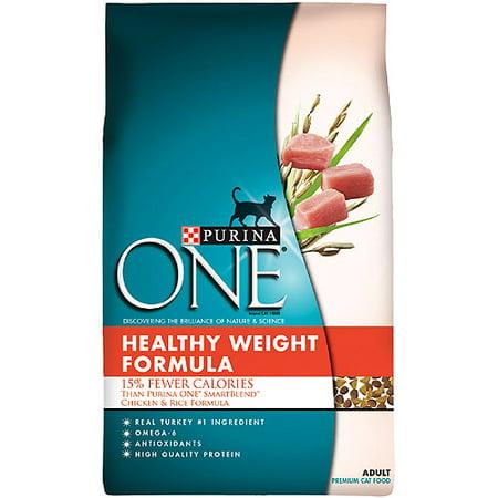 Purina Healthy Weight Cat Food Walmart