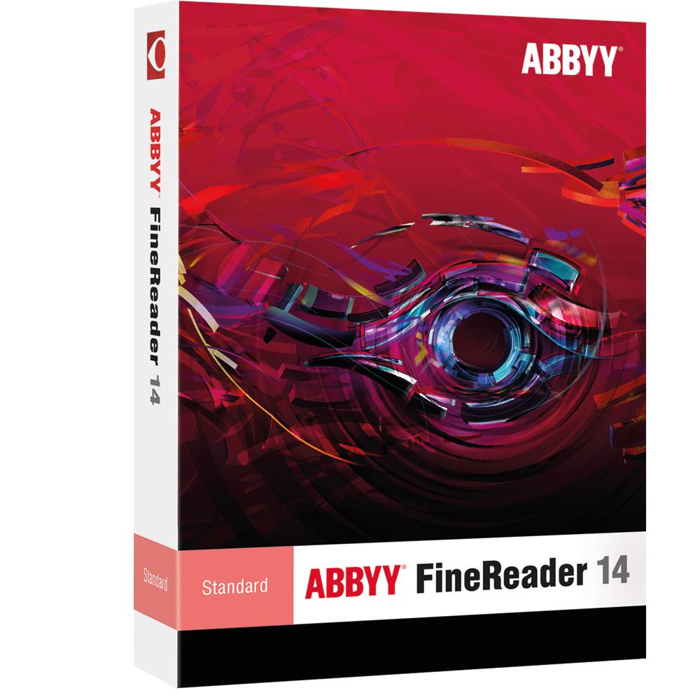 Image of Abbyy Finereader 14 Standard Full Version