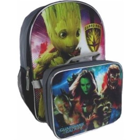 Guardians of the Galaxy Vol 2 with Lunch Bag (Galaxy Brands Bag)