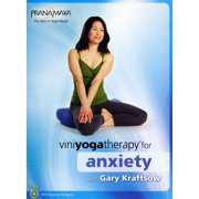 Viniyoga Therapy for Anxiety for Beginners to Advanced with Gary Kraftsow (DVD)