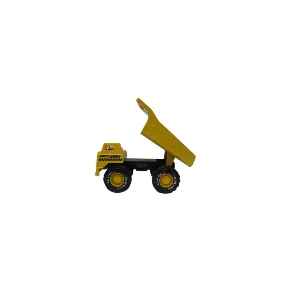 Mighty Wheels Heavy Steel and Plastic Dump Truck Front Loader by Mighty Wheels by