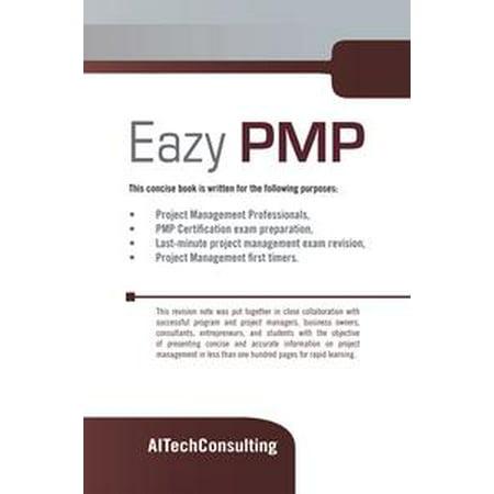 Eazy Pmp - eBook