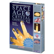 """Space Age Crystals: 6 Crystals """"Citrine and Topaz"""""""