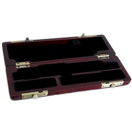 Paititi Premium Mahogany Wood Piccolo Hard Case