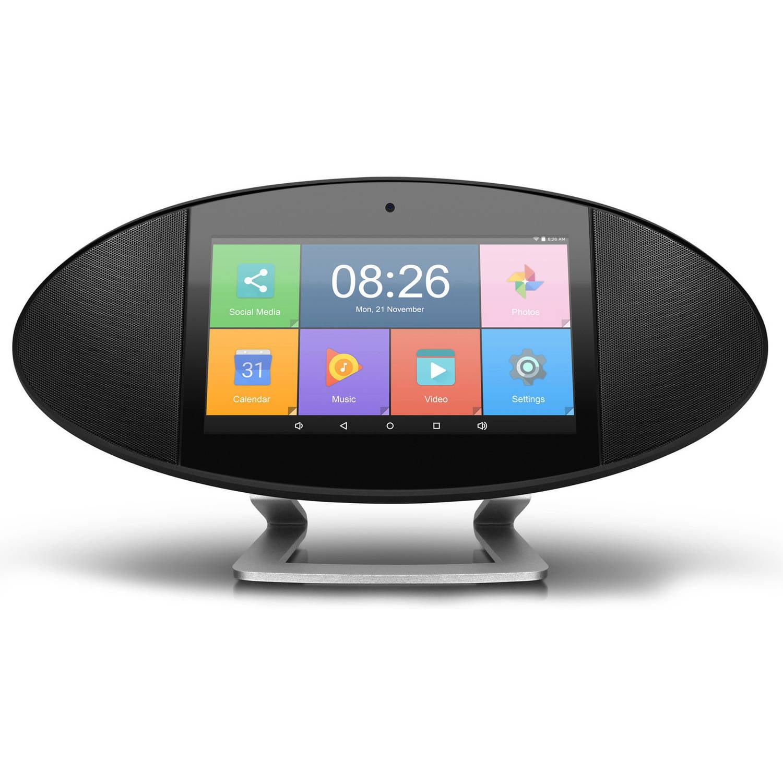 "Aluratek WiFi Internet Radio Media Player with 7"" Touchsc..."