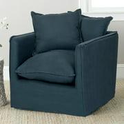 Safavieh Joey Arm Chair - Blue