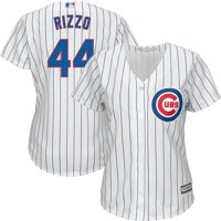 Anthony Rizzo Chicago Cubs Majestic Women's Cool Base Player Jersey - White