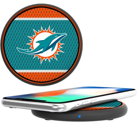 Miami Dolphins Wireless Phone Charger - No Size ()