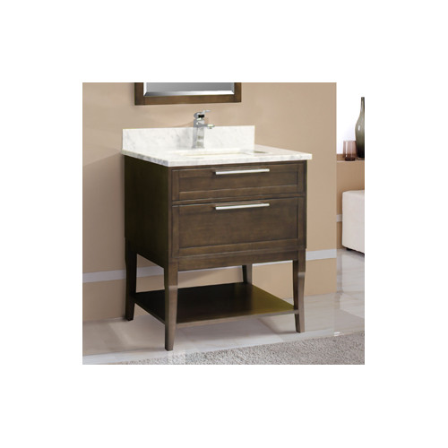 Harper Beach Accra 31'' Single Vanity Set