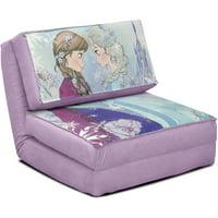 Disney Frozen Anna and Elsa Tween Flip Chair