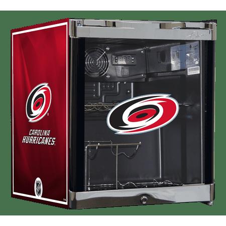 NHL Wine Cooler 1.8 cu ft- Carolina Hurricanes