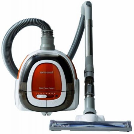 BISSELL Hard Floor Expert Bagless Canister Vacuum, 1154 -