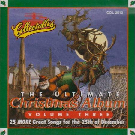 Ultimate Christmas Album Vol.3 (The Ultimate Halloween Party Album)