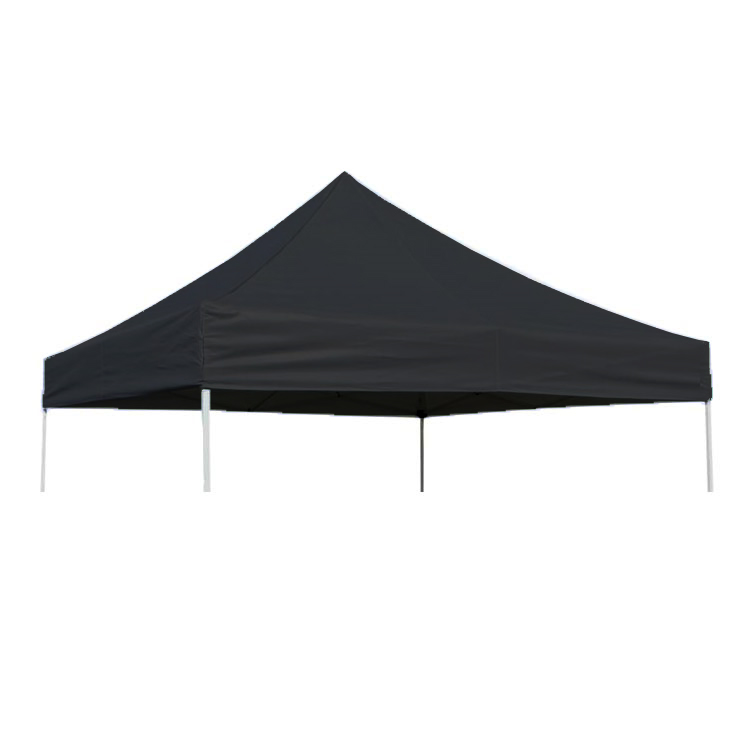 Garden Winds Replacement Canopy Top for 10 x 10 Pop Up Tent, Black