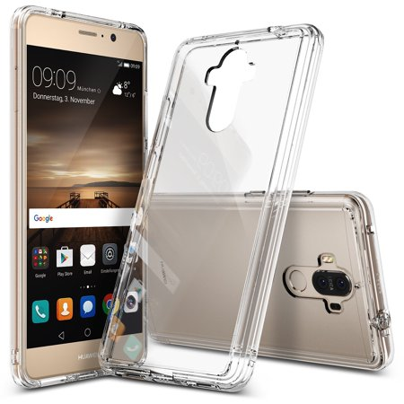 Huawei Mate 9 Case, Ringke FUSION Tough PC Back TPU Bumper Case - Clear](huawei mate 9 deals)