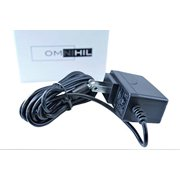 OMNIHIL AC/DC Power Adapter Compatible with Yamaha PortaSound PSS-560 Electric Keyboard Synthesizer Power Supply