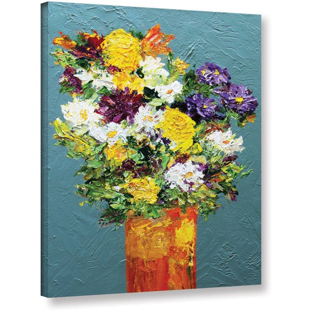 Artwall Allan Friedlander Bundle Of Joy Gallery Wrapped Canvas Walmart Com Walmart Com