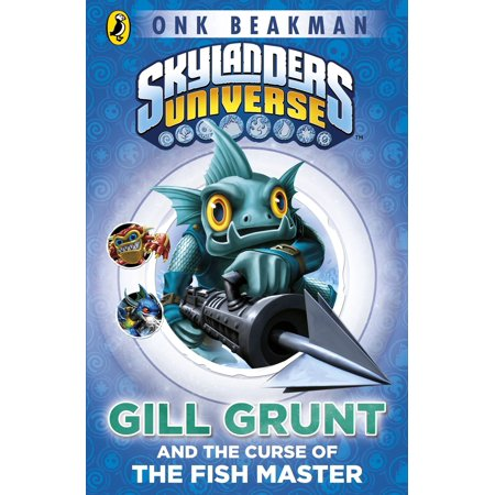 Skylanders Mask of Power: Gill Grunt and the Curse of the Fish Master - (Ruler Master Of The Mask Ep 5)