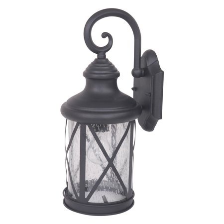 Sconce Outdoor Art (Yosemite Home Decor Mahony 5041BL Outdoor Wall Sconce )