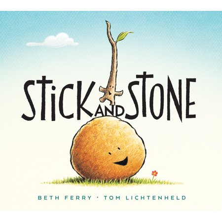 Stick and Stone (Board Book) - Any Side Stone