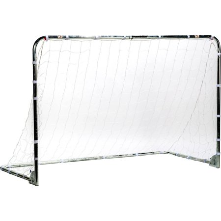 Franklin Sports Steel Folding Soccer Goal (6' x 4', 5 'x 10', and 12' x 6')