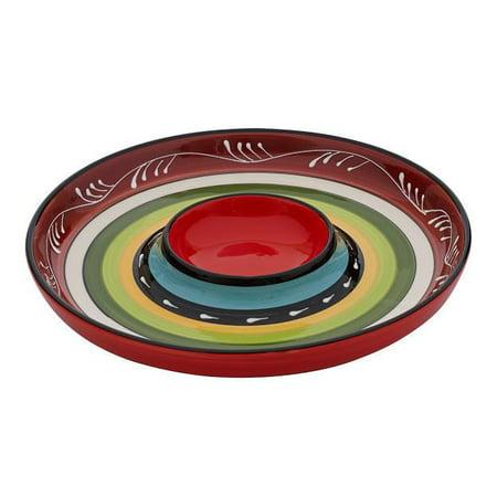 La Cocina Chip/Veggie & Dip Platter ()