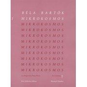Bela Bartok: Mikrokosmos, Volume 2: 153 Progressive Piano Pieces (Paperback)