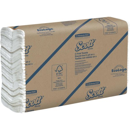 Kimberly Clark Scott C-Fold Hand Towel