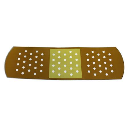 "Jumbo Car Band Aid Bandage Auto Magnet Novelty Car Decal Measures 17"" x"