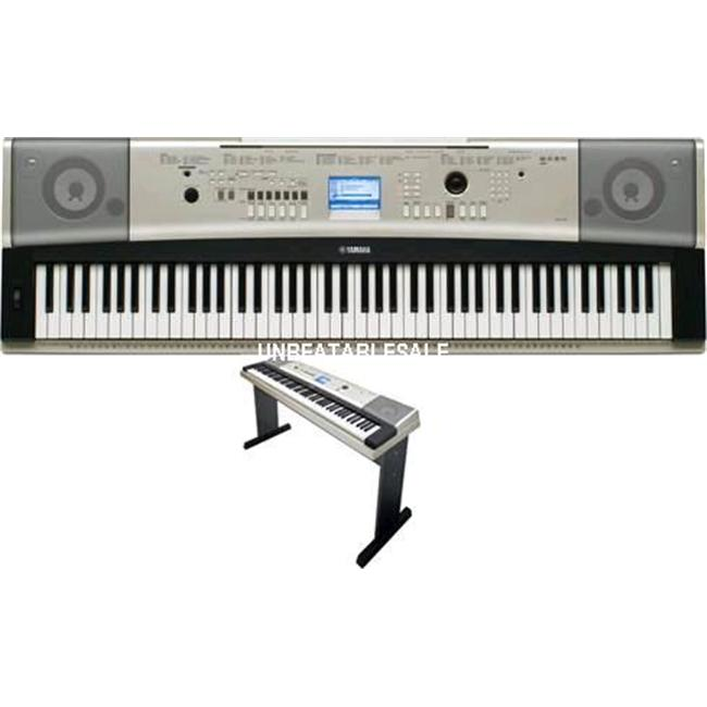 Yamaha YPG-535 88-Key Touch Sensitive Portable Grand Keyboard