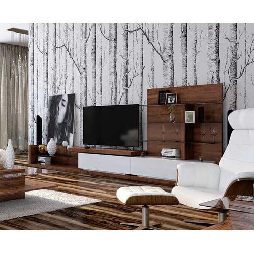Vig Furniture Modrest Jefferson Tv Stand Walmart Com