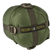 Elite Survival Systems Recon 2 Sleeping Bag, Olive Drab, Rated to 41 Degrees Fah