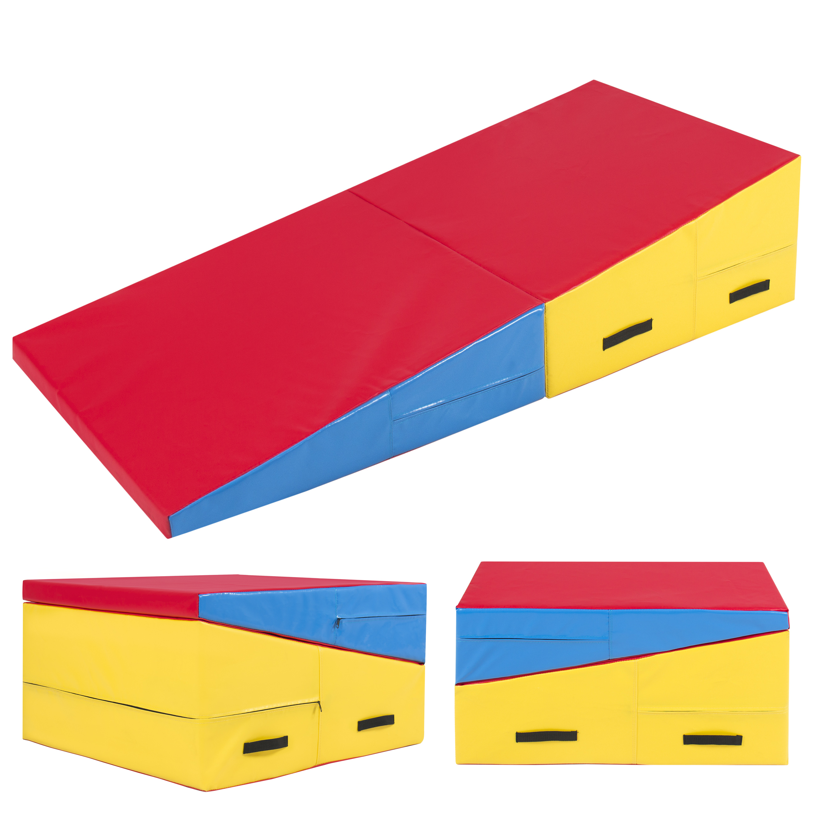 Best Choice Products 60 Quot X 30 Quot X 14 Quot Folding Gymnastics
