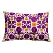 Koko Company 20 in. Mexico Oblong Pillow - Floral
