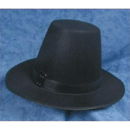 Alexanders Costumes 53-065 Black Pilgrim Hat (Female Pilgrim Hat)