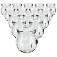 Royal Massage Fire Glass Cupping Jar