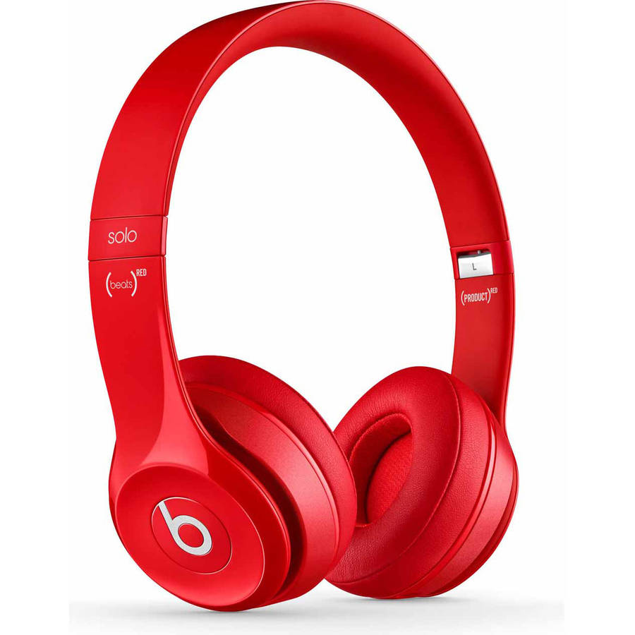 Refurbished Beats by Dr. Dre Solo2 Over-Ear Headphones