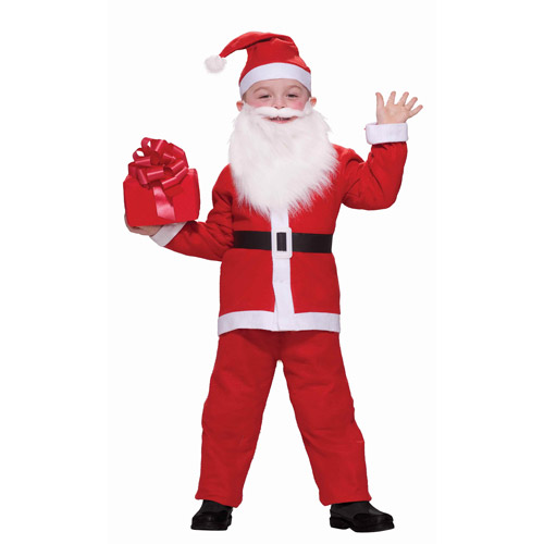 Simply Santa Child Costume