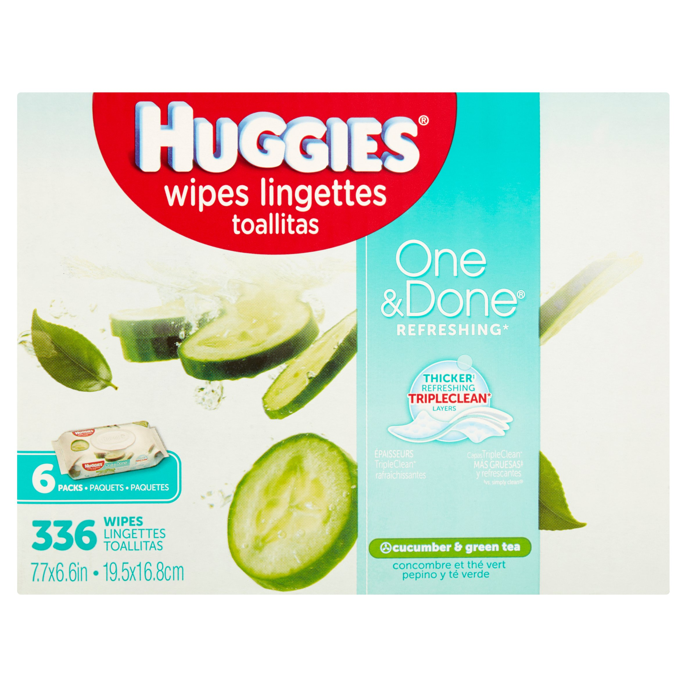 Image result for huggies baby wipes cucumber & green tea