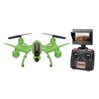 Mini Orion Camera Drone Live Feed LCD Screen 2.4GHz 4.5-Channel R/C Quadcopter, (Colors May vary)