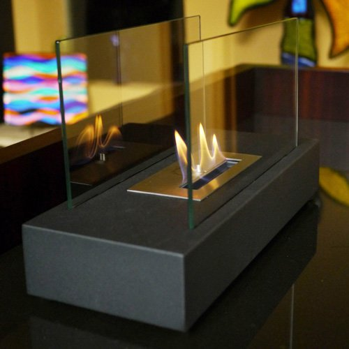 Nu Flame Incendio Tabletop Fireplace Walmartcom