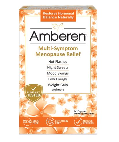 image about Amberen Printable Coupon named Amberen: Risk-free Multi-Symptom Menopause Reduction, Clinically Stated toward Alleviate 12 Menopause Signs or symptoms: Very hot Flashes, Night time Sweats, Temper Swings, Very low Electrical energy